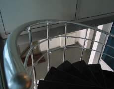 Алюминиевые перила